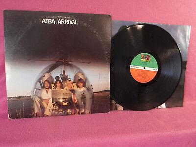 Abba, Arrival, Atlantic Records SD 18207, 1976, Pop Rock, Disco
