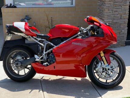 Ducati 999s Motorcycle Thornbury Darebin Area Preview