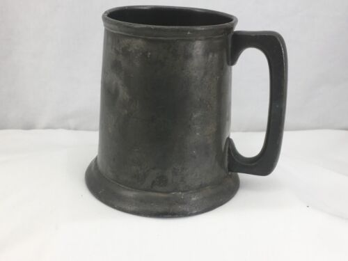 Antique Best English Pewter Mug