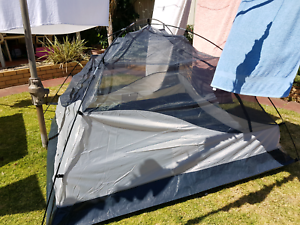 12 Person 3 Room 2 Internal Divider Front Awning Ground Jackaroo & Jackaroo 16 Person Tent - Best Tent 2017
