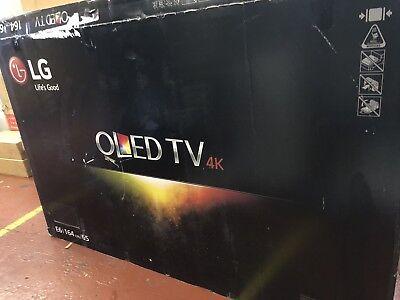 """LG 65"""" TV - LG OLED65E6V - 65"""" OLED HDR 4K Ultra HD 3D Smart TV webOS 3.0 WiFi"""