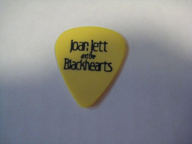 Joan Jett and the Blackhearts Guitar Pick RARE