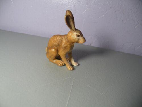Schleich Brown Jackrabbit Bunny 2004 HTF