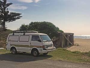 Campervan Mazda E2000, Camper van Fully Equiped, SURF & CAMPING