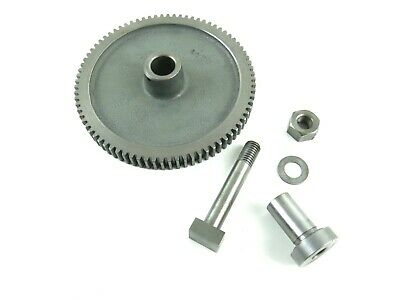 South Bend 13 Lathe 80 Tooth Idler Gear Assembly 34 Bore 5-78 Diameter