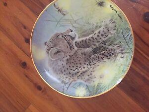 Franklin mint plates Herbert Litchfield Area Preview