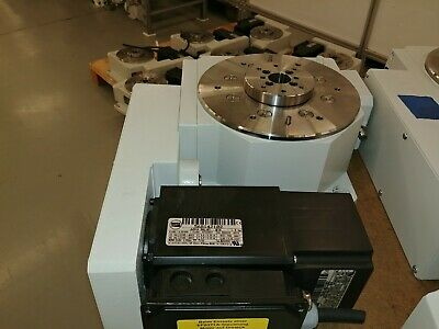 Weiss Tc 220t Rotary Index Table W Motor - 4 Position