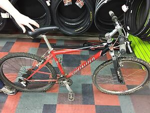 Specialized Hardrock, needs work.