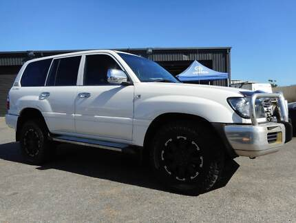 Toyota Landcruiser Turbo Diesel 100 Series GXL Automatic Wagon Pearsall Wanneroo Area Preview