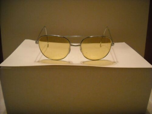 Vintage Aviator Pilot Sunglasses