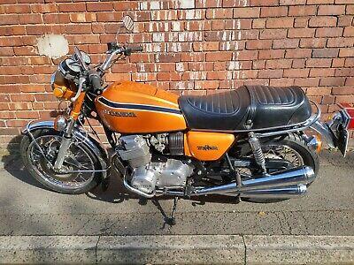 HONDA CB 750 FOUR S REG 1978