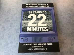 25 Years of 22 Minutes Signed by Author
