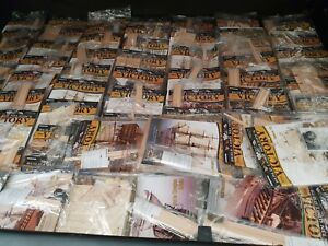 HMS VICTORY DeAGOSTINI ISSUE ask BUILD YOUR OWN MODEL PARTWORK MAGAZINE & PARTS