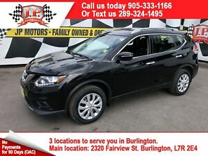 2015 Nissan Rogue S, Automatic, Bluetooth