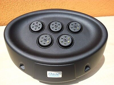 Gebraucht, Oase WaterStarlet -50214- Professionelles LED Wasserspiel gebraucht kaufen  Hüttelngesäß