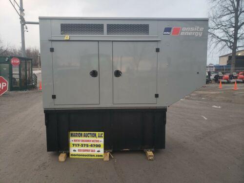 2013 MTU Onsite Energy Standby 30 KW Diesel Powered Generator Brand New!!