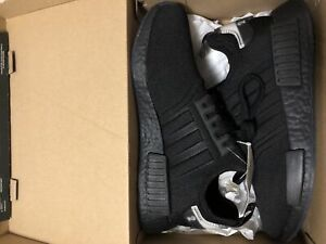 Adidas NMD size 9 All black, brand  new in box $180