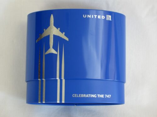 United Airlines Polaris Farewell Business Class Amenity Kit Celebrating the 747