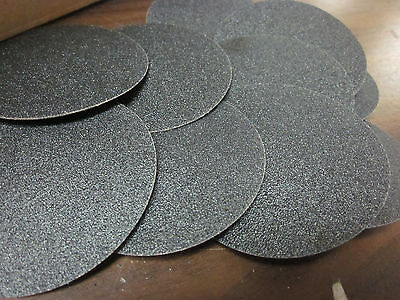10pc 3 100grit Roloc Cookie Discs Silicon Carbide Sanding Disc Roll Lock Type R
