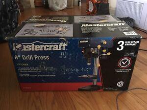 8 inch press drill NewI In Box