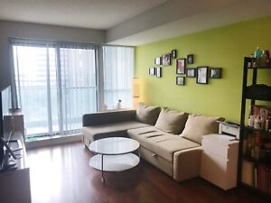 One bedroom condo on Sheppard Yonge, parking included!!