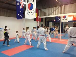 Taekwondo, Fitness and Martial Arts for adults and children Golden Grove Tea Tree Gully Area Preview