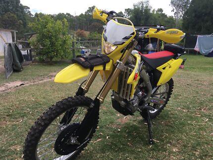 Rmx450z  Briagolong Wellington Area Preview