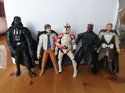 Star Wars Figure Bundle Lot 3