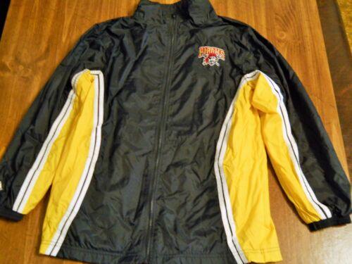 Pittsburgh Pirates Youth Warm-Up Jacket Authentic MLB Majestic Size 14/16