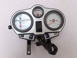 Zongshen LZX 125-18 Flash Motorrad Leichtkraftrad Tachometer Cockpit/Armatur