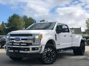 2017 Ford F-450 KING RANG, FULL, TIRE+ROUES !!!