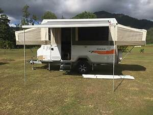 2012 Jayco Swan Outback Finch Hatton Mackay Surrounds Preview