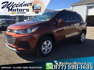 2019 Chevrolet Trax AWD *Command Start, Back Up Camera*