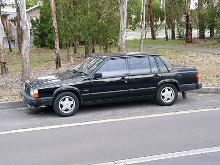 Volvo 740 turbo 1987