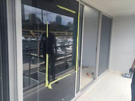 Aluminum Glass Sliding door Kurrajong Hawkesbury Area Preview