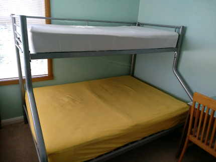 Tri bunk  bed only