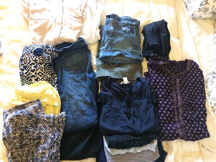 Maternity clothes in bulk