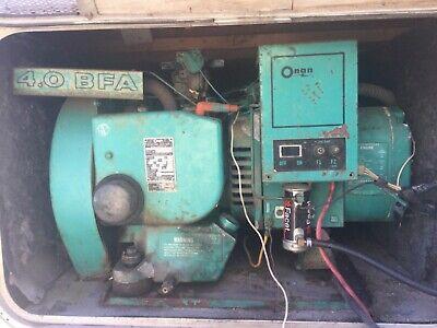 Onan 4.0 Bfa Genset Generator Rv