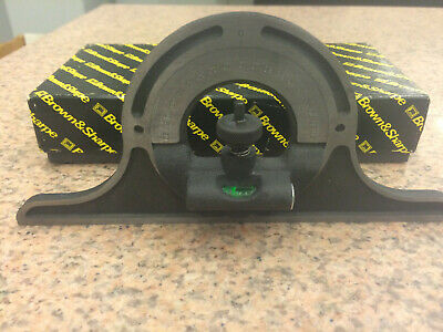 Brown Sharpe 599-9425-3009 Protractor Head-plainmachinist Tools