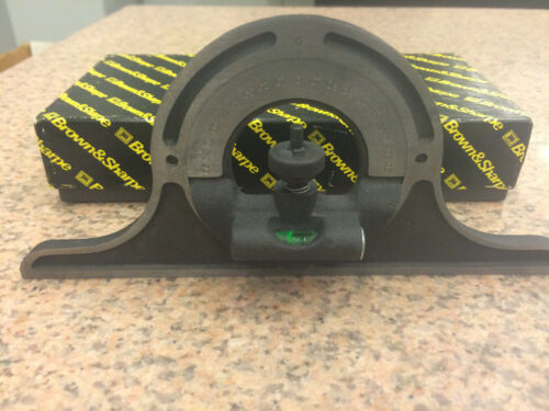 BROWN & SHARPE 599-9425-3009 PROTRACTOR HEAD-PLAIN/MACHINIST TOOLS