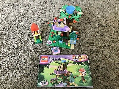 Lego Friends Olivia's Tree House 3065, Complete