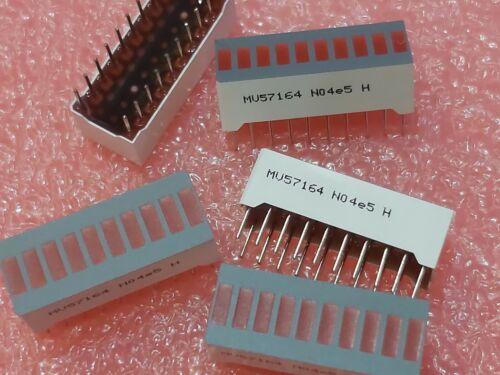 MV54164 green, MV57164 Red 10 segment LED Bar 10 LED Array $1.82 - $0.85 / each