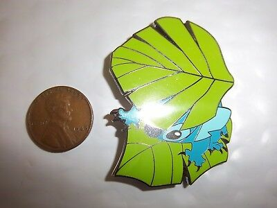 LILO & STITCH IN THE PALM LEAVES FANTASY PIN #87 [NOT A DISNEY PIN] SAN - Lilo Leaf