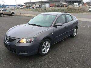 2007 Mazda 3 Touring Edition