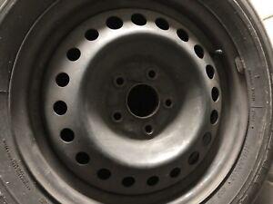 Steel Rims 16 inch 5x114.3
