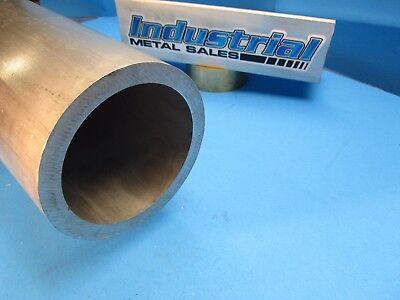 1pc 3 Od X 2 Id X 8.0 X 12 Wall 6061 Aluminum Round Tube