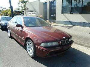 2002 BMW 5 35i EXECUTIVE V8 Automatic Sedan SOLD AS IS Westcourt Cairns City Preview