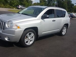 2007 Jeep Compass 4X4 116K SAFETIED Sport