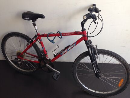 21 Speed Bike Great for the City Fitzroy North Yarra Area Preview