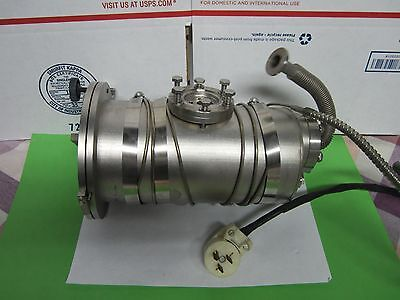 Ultra High Vacuum Chamber Door Heater Extras Skur7